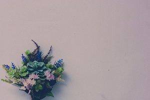 Succulents Bouquet Bundle