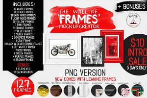 Frame Creator PNG Version w Bonus