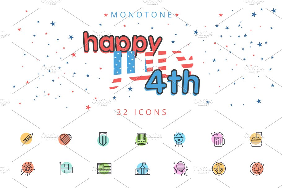 unique fourth of july clipart collection digital clipart.html