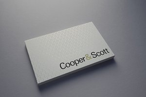 Tiles Business Card