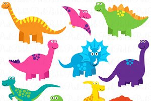 Clip Art Dinosaurs Clipart dinosaurs clipart photos graphics fonts themes templates dinosaur and vectors