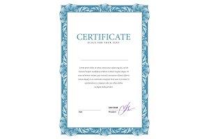 Certificate107