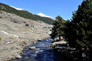 river in Andorra la Vella