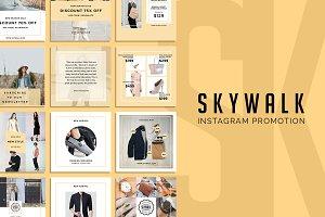 Skywalk - Instagram Promotion
