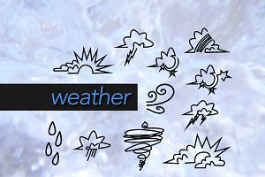 Illustrations of Weather