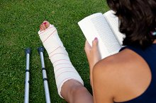 Reading with broken leg.jpg