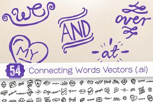 54 Connecting Words Vectors