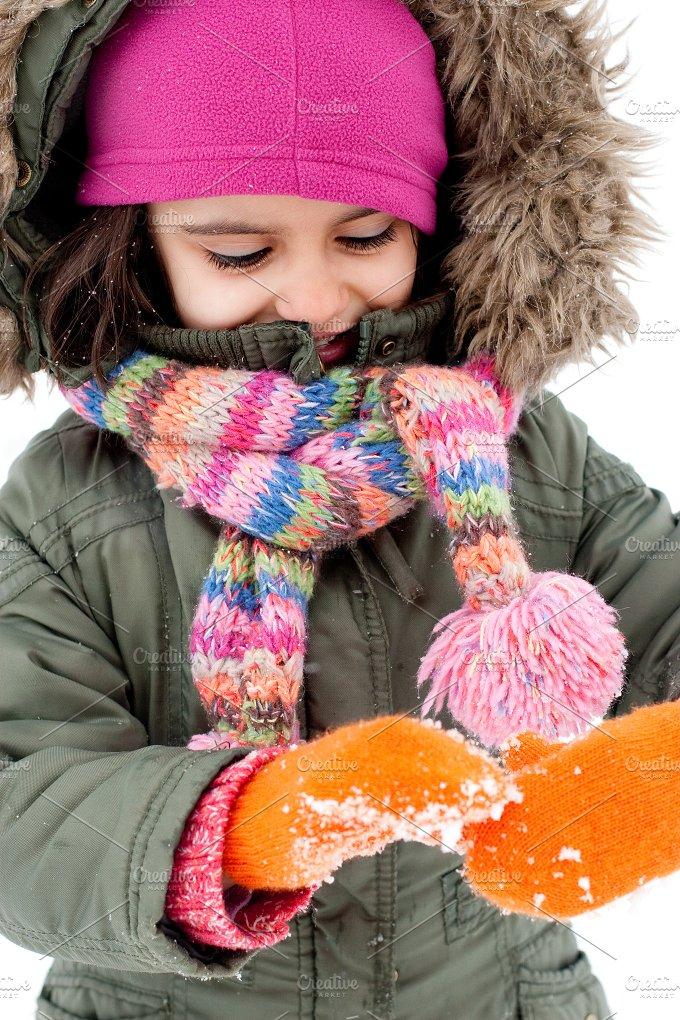 Snow in gloves.jpg - People