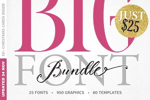 BIG BUNDLE for just $25
