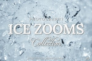 Ice zooms collection - 12 images