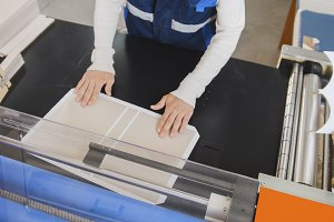 The printing process of the journal