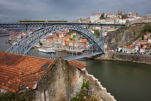 City of Porto Cityscape