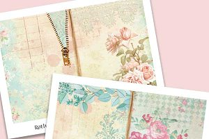 Rather Girly Printable Journal Kit