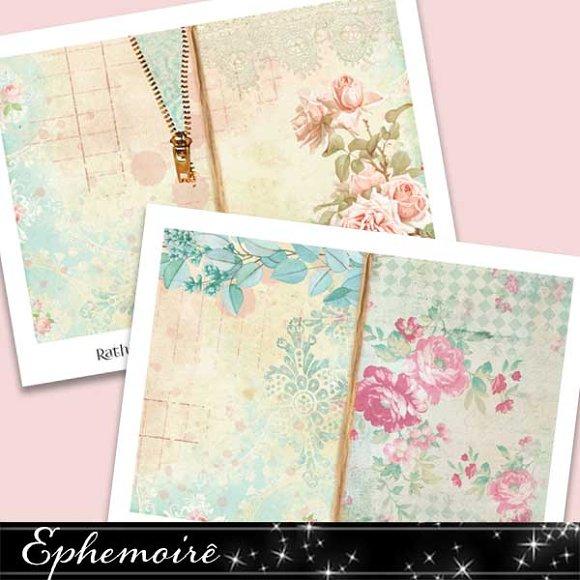 Rather Girly Printable Journal Kit