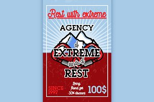 agency of extreme banner