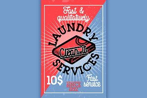 laundry services banner