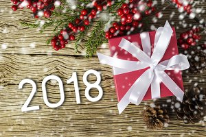 Christmas and New Year 2018