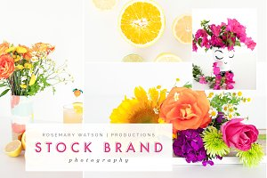 Summer Brights Styled Stock Bundle