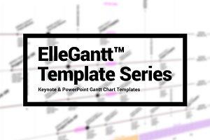 Gantt Chart - Presentation Template