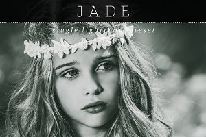 Jade Lightroom Preset