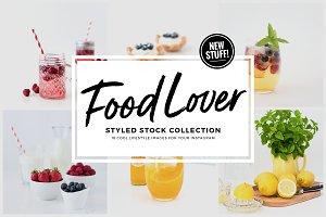 Food Lover | Stock Photo Bundle