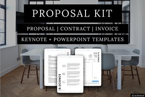 Proposal | Contract | Invoice No.1