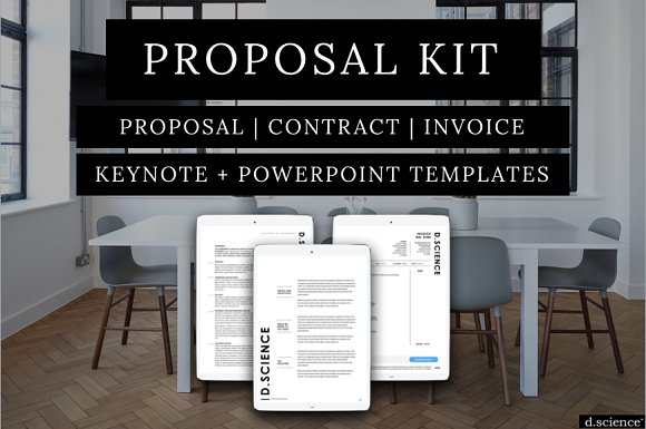 Proposal Contract Invoice No.1