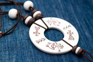 Original female bead