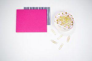 Pretty things paperclips