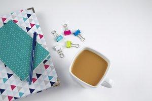 Coffee + Planner