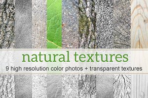 Nature Textures High-Res