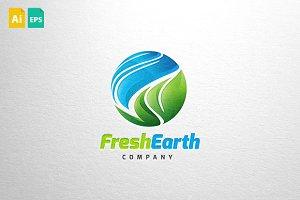 FreshEarth Logo