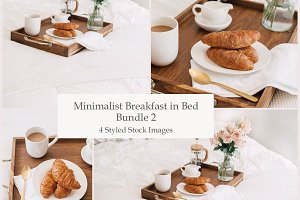 Breakfast in Bed Bundle2~Stock Photo