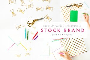 Desktop Brights Styled Stock Bundle