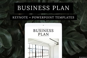 Business Plan Template | No.2