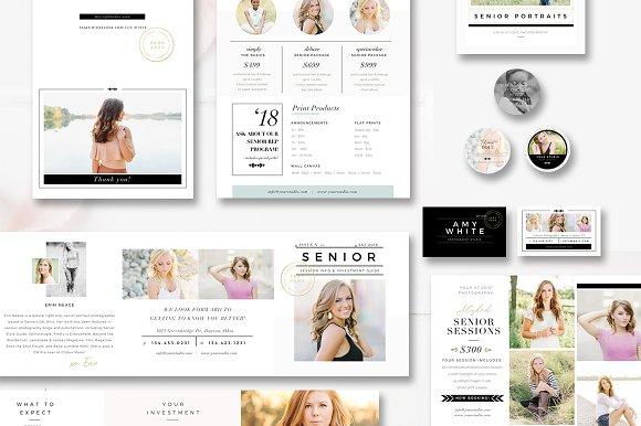 Senior Photographer Marketing Set