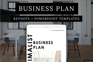 Business Plan Template | No.1