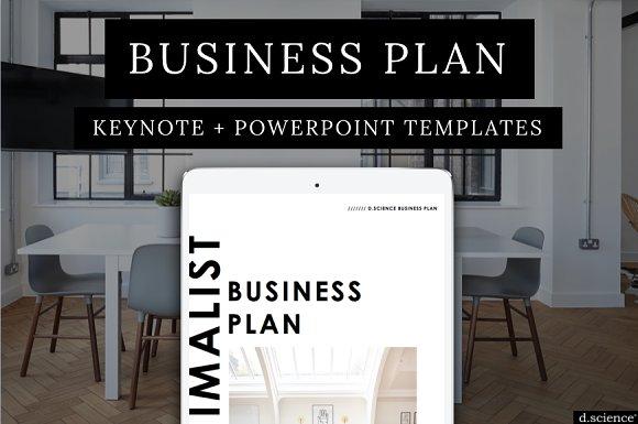 Business Plan Template No.1