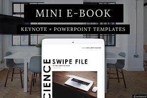 Mini Ebook | Swipe File | No. 1