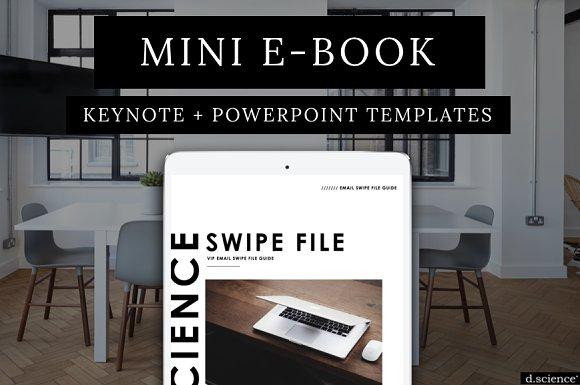 Mini Ebook Swipe File No 1