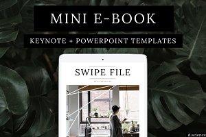 Mini Ebook | Swipe File | No. 2
