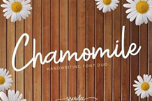 Chamomile Script Font