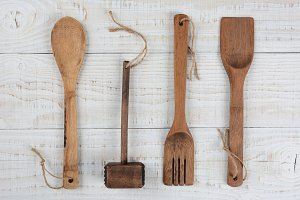Wood Kitchen Equipment