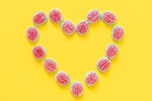 gummy brains