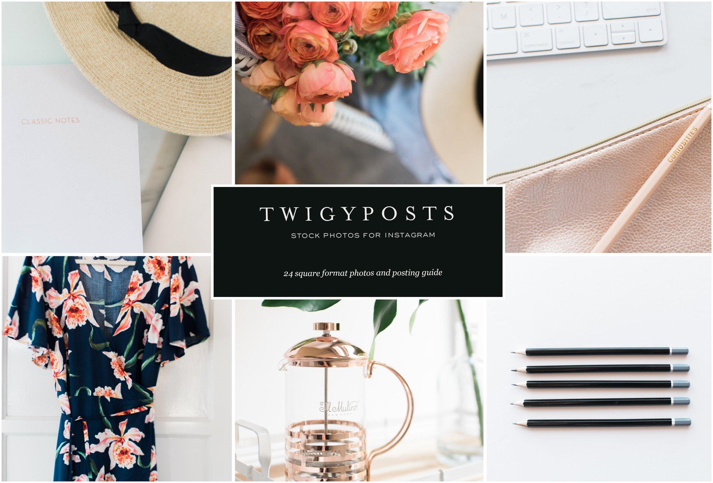 Stock Photos For Instagram Instagram Templates Creative Market