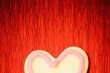 Valentine's Day Sugar Cookie
