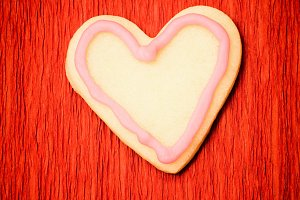 Valentine's Day Sugar Cookie