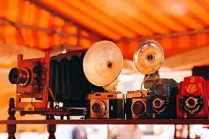 VIntage cameras market