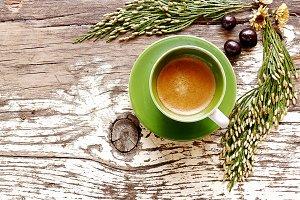 Rustic Espresso