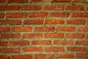old vintage brick wall Texture
